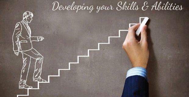 讓個人成長帶動事業的茁壯